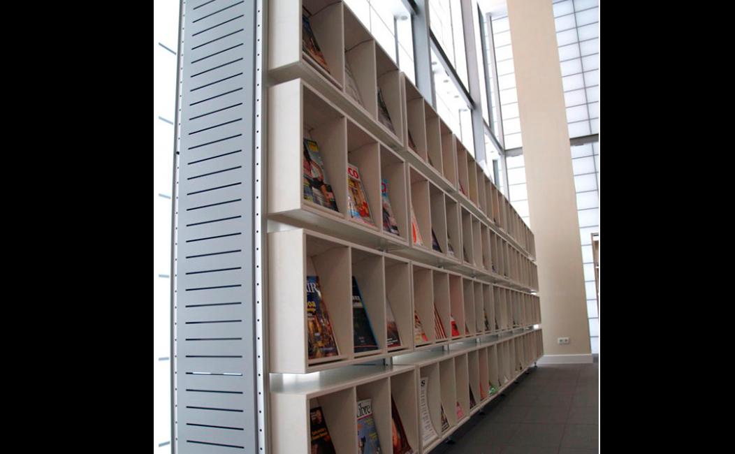 equipotres14 muebles y mobiliario de biblioteca, estanterias en madrid