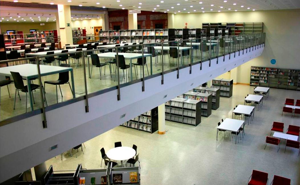 equipotres14 muebles y mobiliario de biblioteca, estanterias en madrid 4